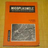 Carte Medicina - Micoplasmele - Implicatii in patologia umana - G. Sorodoc, E. Toma - 1979