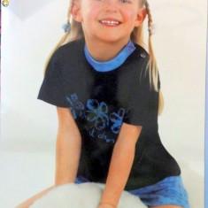 Noua! Pijama de vara albastra, marca Sweet Dreams, fetite 2-3 ani/ 98 cm, Fete