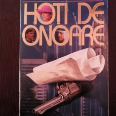 Roman, Rao - HOTI DE ONOARE -- Jeffrey Archer -- 1995, 443 p.