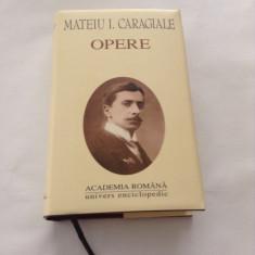 Opere Mateiu Ion Caragiale - Carte de lux