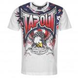 Tricou Tapout mas L si XL-Lichidare stoc - Tricou barbati, Marime: L, Culoare: Alb, Maneca scurta, Bumbac