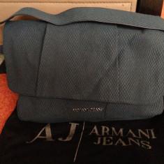 Geanta ARMANI JEANS - Geanta Dama Armani, Culoare: Albastru, Marime: Marime universala, Geanta de umar