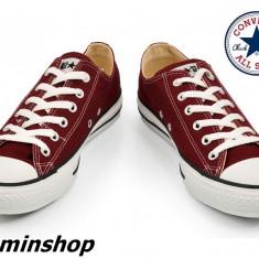 Tenisi CONVERSE All Star * - Visiniu / Albastru / Rosu !!! - Tenisi barbati Converse, Marime: 36, 37, 38, 39, 40, 41, 42, 43, Textil