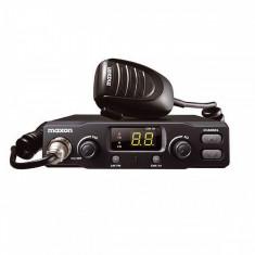 Resigilat - Statie radio CB Maxon CM10 cu squelch automat