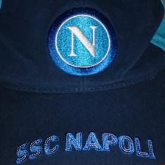 Sapca suporter fotbal echipa SSC NAPOLI - Sepca/Palarie