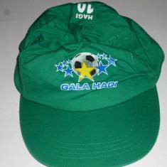 Sapca suporter fotbal - de la retragerea lui Gica HAGI - Sepca/Palarie