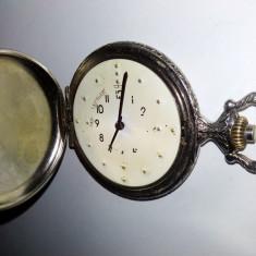 Ceas de buzunar mecanic pentru nevazatori - Ceas de buzunar vechi