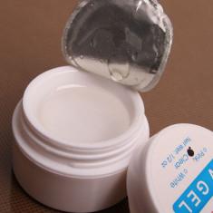 Gel UV Sina pentru constructie unghii false 15 g Clear (Transparent) - Gel unghii