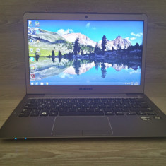 Laptop Ultrabook Samsung i5 3317U 2, 60 GHz 6GB RAM Hybrid SSD HDD 13'' LED - Laptop Samsung, Intel 3rd gen Core i5, 2501-3000Mhz, Sub 15 inch, 8 Gb, 500 GB