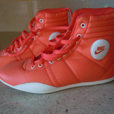 Vand adidas Nike nr.36 - Adidasi dama Nike, Culoare: Din imagine, Piele naturala