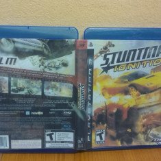 Stuntman: Ignition (PS3) (ALVio) + sute de alte jocuri (SCHIMB ) - Jocuri PS3, Curse auto-moto