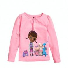 Haine Copii 4 - 6 ani H&m, Bluze, Fete - Bluze Doctorita Plusica
