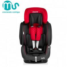 Scaun auto copii grupa 1-3 ani (9-36 kg) - Scaun auto 9-36 kg Encore Isofix Red Innovaciones Ms