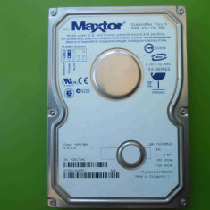 Hard Disk HDD 80GB Maxtor DiamondMax Plus 9 ATA IDE
