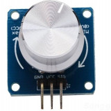 Adjustable Potentiometer Volume Control Knob Switch Rotary Angle (FS00680)