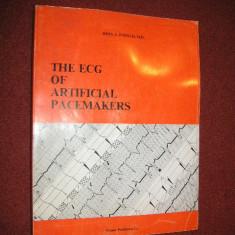 The ECG of artificial pacemakers - John A. Pupillo - Carte Cardiologie