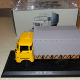 Macheta camion IFA W50 (scara 1/43) ATLAS - Macheta auto