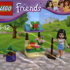 LEGO 30112 Emma's Flower Stand (NOU) - LEGO Friends