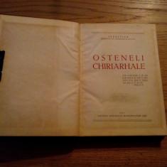 OSTENELI CHIRIARHALE - SEBASTIAN Mitropolitul Moldovei si Sucevei (autograf) - Carti Predici