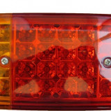 Stop camion LED 15 x 14 pe 24V, Universal