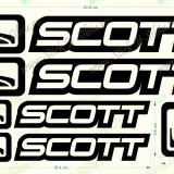 Set Scott_Sticker Bicicleta_Tuning _ Cod: SET-015