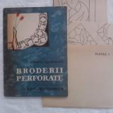 Broderii perforate - Andreea Groholschi / C57P - Carte design vestimentar