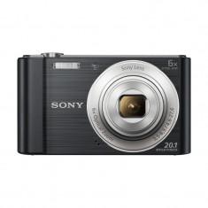Aparat Foto compact - Aparat foto digital Sony PHOTO CAMERA SONY W810 BLACK DSCW810B.CE3