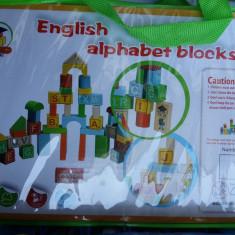 Lego alfabet - Jocuri Litere si Cifre