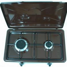 Plita electrica - Plita aragaz Nurgaz portabila cu 2 ochiuri