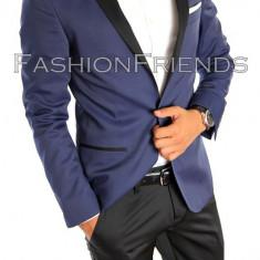 Costum tip ZARA - sacou + pantaloni - costum barbati Evenimente - 4925