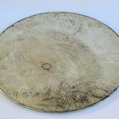 Suport argintat VASE CALDE sau RECI / dimensiune mare, Tacamuri