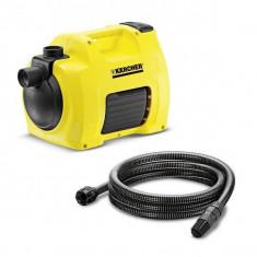 Karcher Pompa de gradina Karcher BP4 Garden Set, 1000 W - Aspirator/Tocator frunze