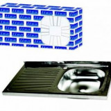 Chiuveta Inox Pentru Masca Zilan ZLN1862
