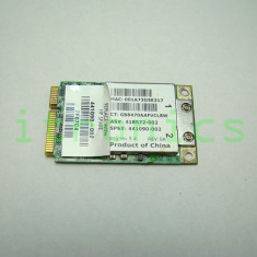 Placa de retea modul wireless HP Pavilion DV6000 DV6500