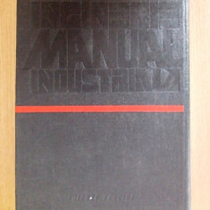MANUAL DE INGINERIE INDUSTRIALA- VOL III- H.B. MAYNARD- CARTONATA - Carti Industrie alimentara