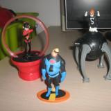 Figurina Desene animate - Lot figurine Disney Pixar din desenul Incredibilii