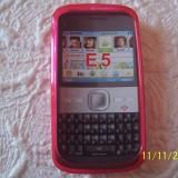 Nokia E5 carcasa