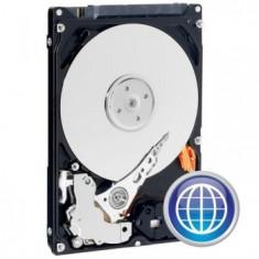 Hard Disk Laptop/ PS3, WD Scorpio Blue 750GB, 5400rpm, 8 MB, SATA 2 - HDD laptop Western Digital, 500-999 GB