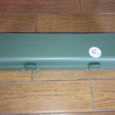 Cutie monturi Baracuda Carp Box 004 cu 2 deschideri / Tip Fox / 34x9x7 cm