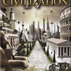 Sid Meier's Civilization IV PC - Jocuri PC Altele, Strategie, Toate varstele, Single player