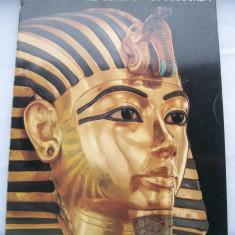 TREASURE OF TUTANKHAMUN ALBUM - Album Muzee