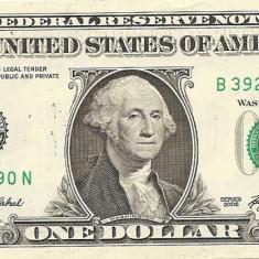 Statele Unite (SUA) 1 Dolar 2006 (B - New York NY - 39228490) P-523 - bancnota america
