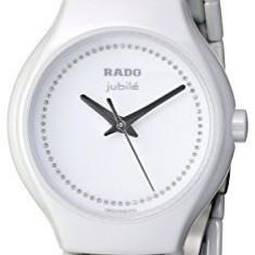 Rado Women's R27696732 True White Dial | 100% original, import SUA, 10 zile lucratoare af12408 - Ceas barbatesc Rado, Quartz