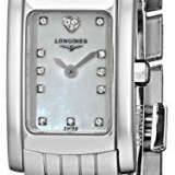 Longines Women's L51584946 DolceVita Diamond-Accented Stainless | 100% original, import SUA, 10 zile lucratoare af12408
