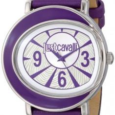 Just Cavalli Women's R7251186501 Lac Stainless   100% original, import SUA, 10 zile lucratoare af22508 - Ceas dama