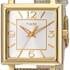 Timex Women's T2P379 Elevated Classics Gold-Tone | 100% original, import SUA, 10 zile lucratoare af22508 - Ceas dama