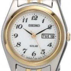 Seiko Women's SUT116 Stainless Steel Two-Tone | 100% original, import SUA, 10 zile lucratoare af22508 - Ceas dama