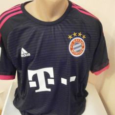 Tricou echipa fotbal, De club, Bayern Munchen, Maneca scurta - TRICOU LEWANDOWSKI BAYERN MUNCHEN MARIME L si M