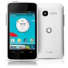 Telefon mobil Vodafone, Alb, Nu se aplica, Neblocat, Single SIM, Fara procesor - Vodafone Smart 4 noi white noi sigilate, cutie, functional orice rete!PRET:240lei