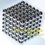 Puzzle magnetic Tesla Balls, neocube 5mm, bile magnet neodim,nanodots,buckyballs
